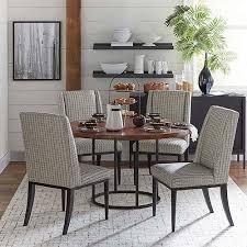 Round Dining Room Table In Old Style Cream Dining Set Round Dining - Cream dining room sets