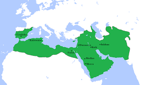 Ap World History Regions Map by Umayyad750adloc Umayyad Caliphate Wikipedia The Free