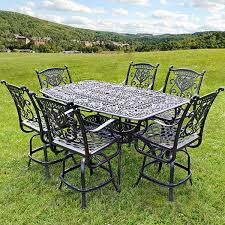 Patio Furniture Columbus Ga by Bar Height Patio Furniture Family Leisure