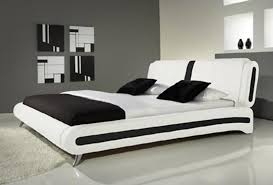 palermo italian faux leather bed free fast delivery