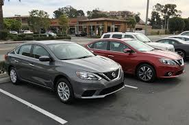 nissan car 2016 2016 nissan sentra first drive review motor trend