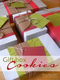 gift cookies everyday gifts gift box cookies