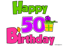 50th birthday sms wishes png clip art library
