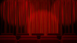 Velvet Curtain Club Opening Blue Theatre Velvet Curtains The Alpha Channel Is