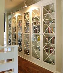 White Bookcase With Doors Ikea Ikea Glass Door Bookcase Extraordinary Bookshelf With Glass Doors