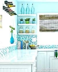 blue kitchen tile backsplash blue kitchen backsplash blue green glass tile blue tile kitchen