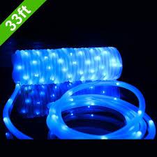 Blue Led String Lights by Meikee Solar Lights 100 Leds 33ft Blue Waterproof Led Solar