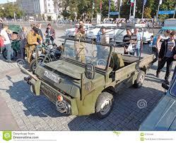amphibious car small soviet 4x4 amphibious vehicle luaz 967 editorial image