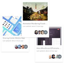 build moodboards collaboratively with your team or clients moodily