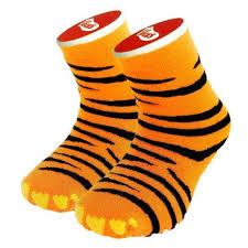 tiger slipper socks for silly socks children thick non slip