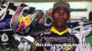 bell red bull motocross helmet bell moto 9 helmet intro with james stewart at revzilla com youtube