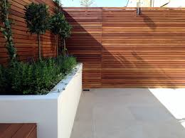 small modern minimalist low maintenance garden dulwich london