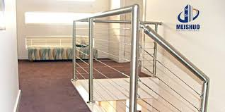 polish finish cable stainless steel handrail buy stainless steel