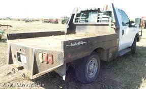 2011 Ford F250 Utility Truck - 2011 ford f250 super duty xl flatbed pickup truck item da4
