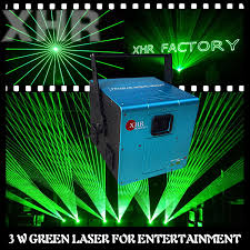 holographic projector laser outdoor holographic
