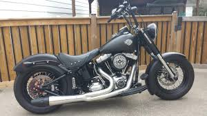 harley davidson softail slim motorcycles for sale