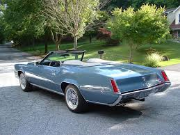 the 1967 u2013 1970 cadillac eldorado front wheel drive coupe was a
