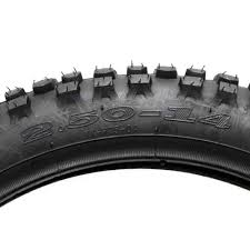amazon com dirt bike tire 2 50 14 front or rear off road fits on