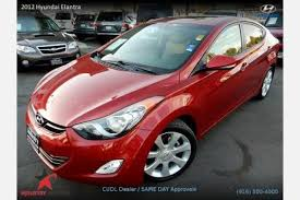 elantra hyundai 2012 price used 2012 hyundai elantra for sale pricing features edmunds