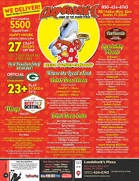 Map Destin Florida by Landshark Pizza Menu U0026 Coupons The Menu Mag