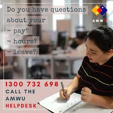 What Does A Help Desk Person Do Helpdesk Australian Manufacturing Workers U0027 Union Amwu