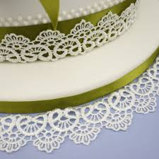 cake ribbon white lace cake ribbon white lace cake ribbon