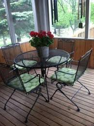 arlington house jackson oval patio dining table arlington house glenbrook chocolate brown 5 piece patio dining set