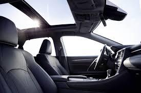 lexus rx 450h interior netherlands 2016 lexus rx 450h pricing announced