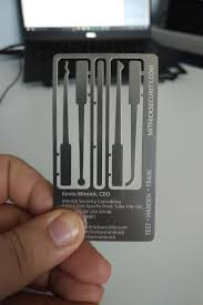 Best Way To Make Business Cards Kevin Mitnick On Why Banning Laptops From Aircraft Is Dumb And