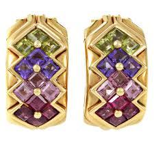 large amethyst diamond white gold earrings earrings my obsession awesome amethyst earrings gold