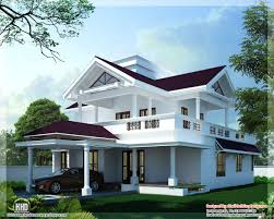 bhk box type modern home kerala home design and floor plans