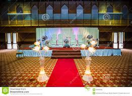 wedding hall decoration royalty free stock photos image 35926998