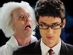 Doc Brown Meme - doc brown vs doctor who epic rap battles of history season 2