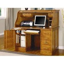Small Roll Top Computer Desk Roll Top Computer Desks For Home Use Infobarrel