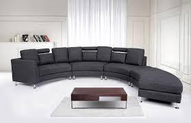 sofa 2017 round leather sofa set round designs