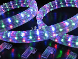 Exterior Led Strip Lighting 220 110v Flexible Led Strip Lights Outdoor Waterproof Ip65 72 90