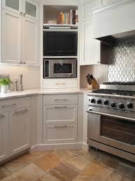Pepper Shaker Cabinets New York Corner Storage Cabinet Kitchen Craftsman With Silver
