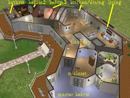 mod the sims ceecee u0027s country castle furnished u0026 unfurnished