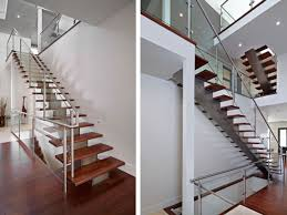Stainless Steel Stairs Design Stair Magnificent Compact Staircase Design For Your House