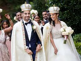 coming to america wedding dress american woman weds a real prince she met at a d c nightclub