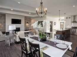 open great room floor plans open floor plans the strategy and style open concept spaces