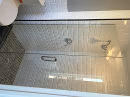 Shower Door Panel Undefined