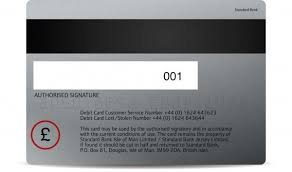 Sle Of Credit Card Statement by Personal Faqs Standard Bank International
