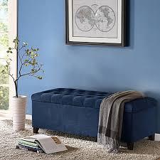 storage benches ottomans u0026 cubes pouf bed bath u0026 beyond