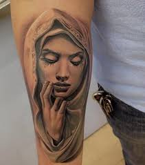 beautiful religious design of tattoosdesign of tattoos