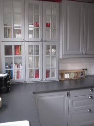 corniche meuble cuisine cuisine lidingo grise au cuisine lidingo grise cuisine ikea