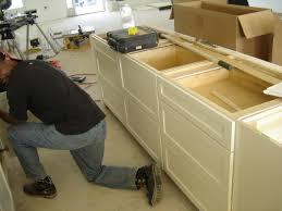 installing a kitchen island kitchen cabinets pg 3