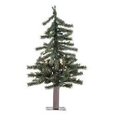 northlight 3 5 pine artificial tree with unlit