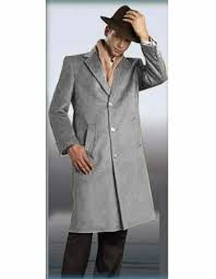 light grey wool coat mens full length wool coat light gray 48 inch alberto