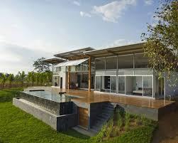 new modern hill house design architecture pinterest
